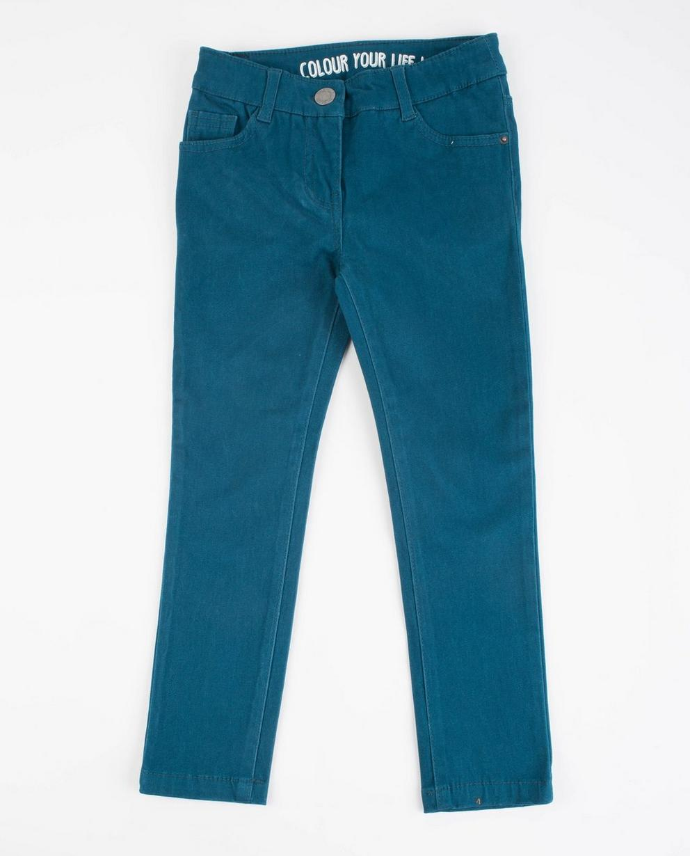 Grijze skinny broek FR - null - JBC